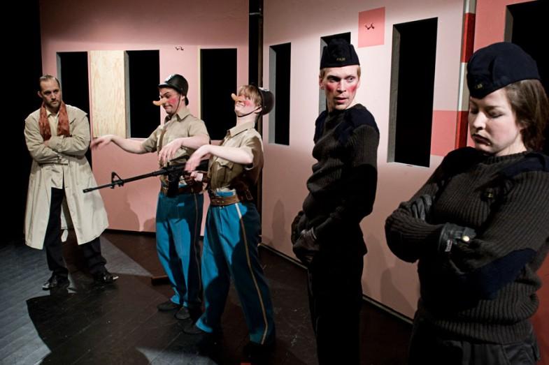 Teaterhögskolan Malmö 2009